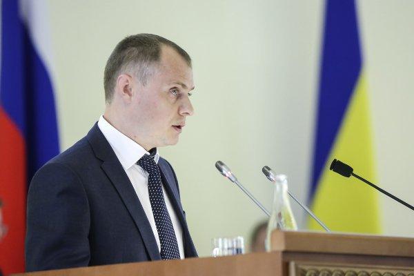 Андрей Майер отчитался перед правительством Ростовской области о работе министерства ЖКХ